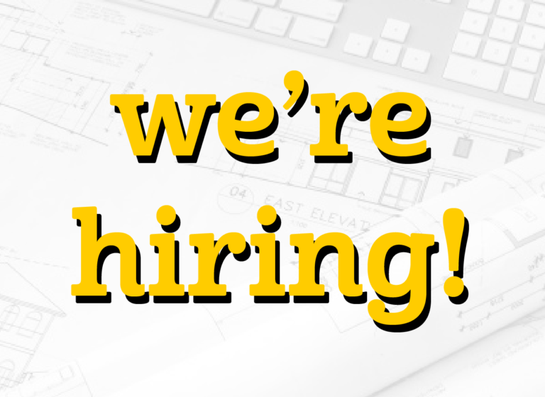 We're Hiring - Student Town Planner